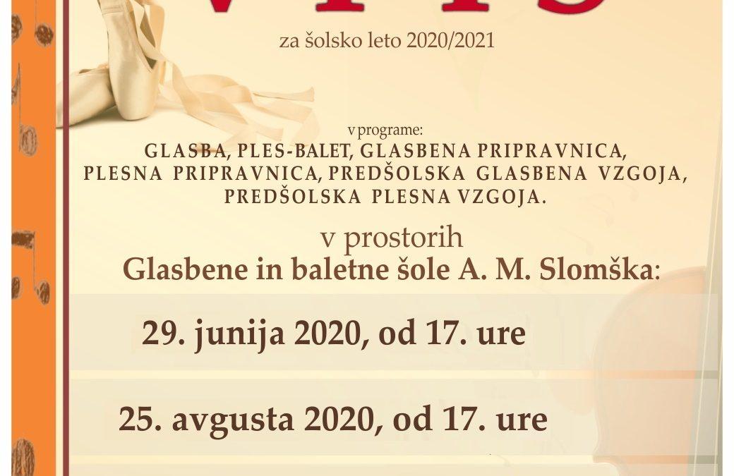 Glasbena in baletna šola A.M.Slomška