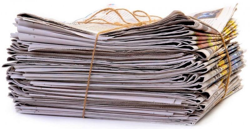 Zaključek zbiralne akcije odpadnega papirja