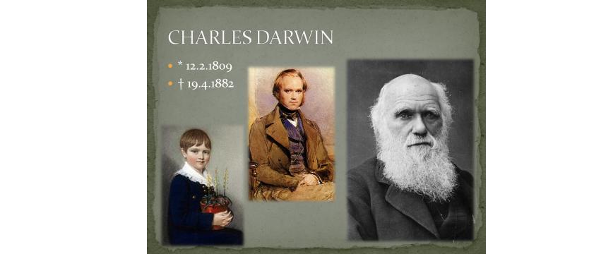 12. 2. – mednarodni DARWINOV DAN