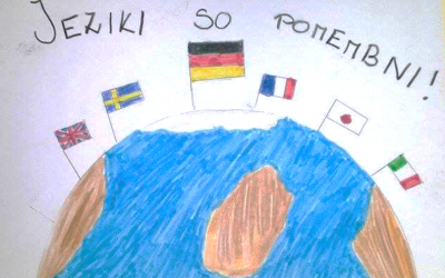Rezultati državnega tekmovanja iz angleščine za 9. razrede osnovnih šol